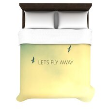 Let's Fly Away Duvet Cover Collection