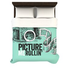 <strong>KESS InHouse</strong> Picture Me Rollin Duvet Cover Collection