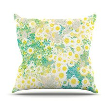 Myatts Meadow by Kathryn Pledger Throw Pillow