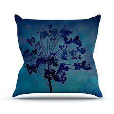 Grapesiscle by Robin Dickinson Throw Pillow