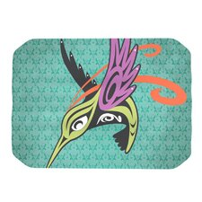 Hummingbird Friends Placemat