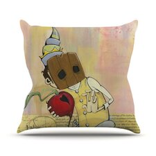 Thalamus Throw Pillow