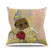 Thalamus Throw Pillow