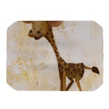 Georgey The Giraffe Placemat