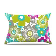 <strong>KESS InHouse</strong> Little Bloom Fleece Pillow Case