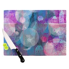 Dream Houses Cutting Board
