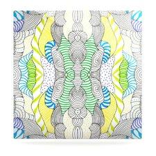 Wormland by Monika Strigel Graphic Art Plaque