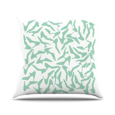 Shoe by Project M Throw Pillow