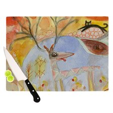 Promise of Magic Cutting Board