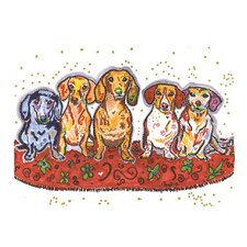 Maksim Murray Enzo Ruby & Willy Placemat