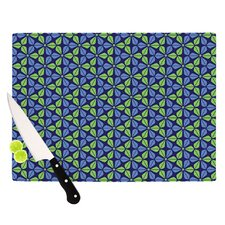 Infinite Flowers Cutting Board