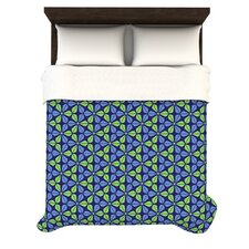 Infinite Flowers Duvet Cover Collection