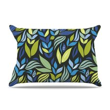 Underwater Bouquet Night Fleece Pillow Case
