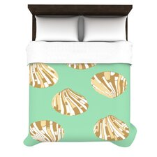 Scallop Shells Duvet Cover Collection