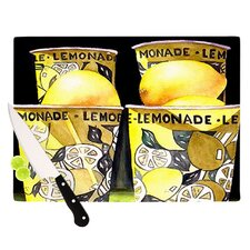 Lemonade Cutting Board