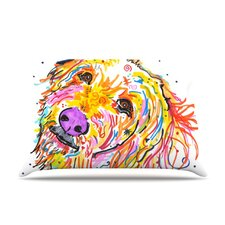 <strong>KESS InHouse</strong> Koda Fleece Pillow Case