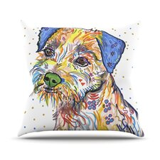 Rory by Rebecca Fischer Throw Pillow
