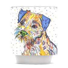 Rory Polyester Shower Curtain