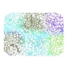 Blue Bloom Softly for You Placemat