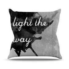 Bridges by Skye Zambrana Throw Pillow