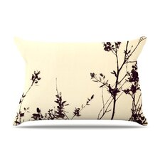 Silhouette Fleece Pillow Case