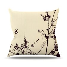 <strong>KESS InHouse</strong> Silhouette Throw Pillow