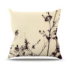 Silhouette by Skye Zambrana Throw Pillow
