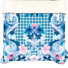 """""""Ornate"""" Woven Comforter Duvet Cover"""