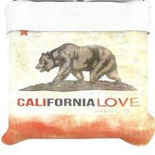 """""""Cali Love"""" Woven Comforter Duvet Cover"""