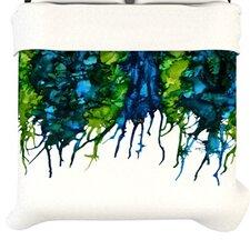 """Drop"" Woven Comforter Duvet Cover"