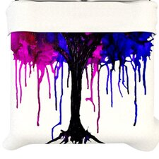 """Weeping Willow"" Woven Comforter Duvet Cover"