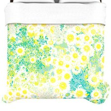 """Myatts Meadow"" Woven Comforter Duvet Cover"