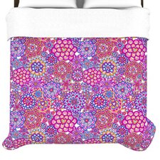 <strong>KESS InHouse</strong> My Happy Flowers Duvet Collection