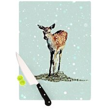 Fawn Cutting Board