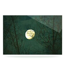 Kiss Me Goodnight by Robin Dickinson Graphic Art Plaque