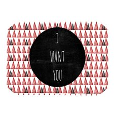 I Want You Placemat