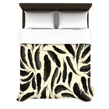 Feather Pattern Duvet Cover Collection