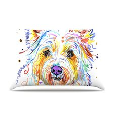 <strong>KESS InHouse</strong> Bella Fleece Pillow Case