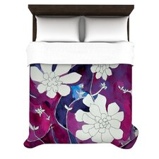 Succulent Dance III Duvet Cover Collection