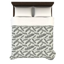 <strong>KESS InHouse</strong> Feather Scene Duvet Cover Collection