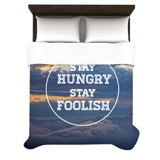 Stay Hungry Duvet Cover Collection