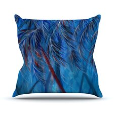 Tropical Throw Pillow