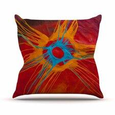 Eclipse by Steve Dix Throw Pillow