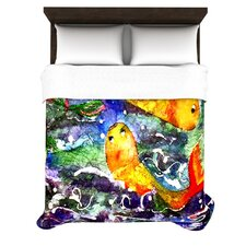 <strong>KESS InHouse</strong> Fantasy Fish Duvet Cover Collection