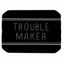 <strong>KESS InHouse</strong> Trouble Maker Placemat