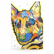 Floyd by Rebecca Fischer Graphic Art Plaque