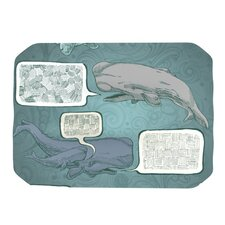<strong>KESS InHouse</strong> Whale Talk Placemat