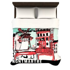 <strong>KESS InHouse</strong> Montmartre Duvet Cover Collection