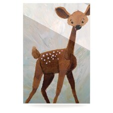Oh Deer Floating Art Panel