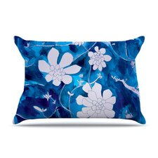 Succulent Dance 1 Fleece Pillow Case